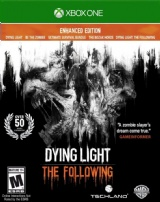 Jogo Dying Light: The Following -enhanced Edition - Xbox One - WG5298ON