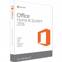 Office 2016 Home & Student Fpp ( Nao Possui Disco) - 79G-04766
