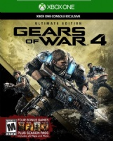 Jogo Gears Of War 4 Ultimate Edition - Xbox One - P38100111