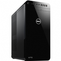 Desktop Dell Xps-8920-a5gm I7-7700k 16gb Hdd 2tb Ssd 256gb Mcafee 12 Meses Windows 10 Single Com Teclado E Mouse Sem Fio Preto - XPS-8920-A5GM