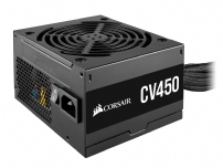 Fonte Corsair ATX CV450, 450W, 80 Plus Bronze (Cabo Forca Incluso) - CP-9020209-BR