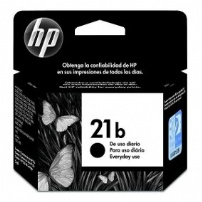 Cartucho Hp Preto C9351bl 5ml (21b) - C9351BB