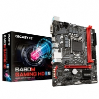 Placa Mae Gigabyte B460M Gaming HD, LGA 1200, MATX, Ddr4, 10° Ger. - B460M GAMING HD