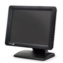 Monitor Led 15 Touch Screen Bematech Tm-15-gtm ( Tela Resistiva ) - 134008000