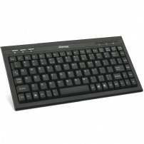 Teclado Usb Mini Multimidia Preto Maxprint - 607244