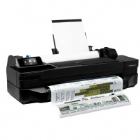 Plotter Hp Desingjet T120 Printer24 Eprinter Series Wifi - CQ891A