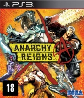 Jogo Anarchy Reigns - Ps3 - BLUS30632