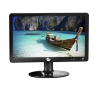 Monitor Led 15.6'' Hd 5ms 60hz Preto Hdmi/vga - Pctop - MLP156