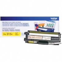 Cartucho Toner Brother Tn-315y Amarelo - TN-315Y