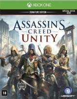 Jogo Assassins Creed Unity Signature Edit - Xbox One - 26879