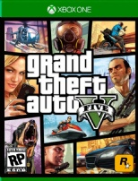 Jogo Grand Theft Auto V - Gta V - Xbox One