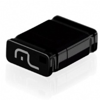 Pen Drive 16gb Nano Preto - Multilaser - PD054