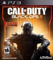 Jogo Call Of Duty - Black Ops 3 - Ps3 - 01151450320