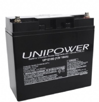 Bateria Selada 12v 18ah M5  Up12180 Unipower - UP12180