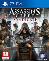 Jogo Assassins Creed Syndicate Edicao Limitada - Ps4 - 28642