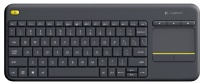 Teclado Logitech Wireless Touchpad K400plus - K-400 PLUS