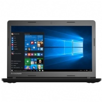 Notebook Lenovo Ideapad 100 Intel Celeron Dual Core 4gb 500gb Tela 15,6'' Windows 10 - Preto - 80R8004VBR