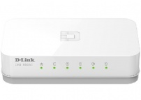 Switch 05p 10/100 Mbps Dlink - DES-1005C