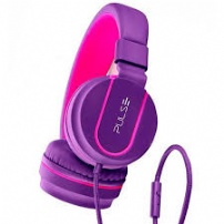 Fone De Ouvido Earphone Pulse Fun Series Rosa-roxo - PH161