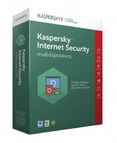 Anti Virus Kaspersky Internet Security  2017 (1 Usuario) - KL1941KBBFS-7