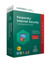 Anti Virus Kaspersky Internet Security 2017 (5 Usuarios) - KL1941KBFFS-7