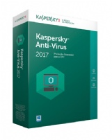 Anti Virus Kaspersky  2017 (10 Usuarios) - KL1171KBKFS