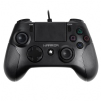 Controle Warrior Ps3/ps4/pc Multilaser Preto - JS083