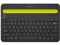 Teclado Logitech Bluetooth  P/ Pc, Tablet E Smartphone K480 - K480