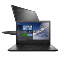 Notebook Lenovo Ideapad 110 15'' Com Processador Intel 4gb 1tb Windows 10 Preto - 80W20000BR