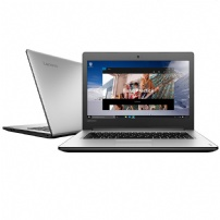 Notebook Lenovo Ideapad 310 15'' Intel Core I3-6006u 4gb 1tb Windows 10  Prata - 80UH000BBR