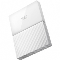 Hard Disk Usb 1tb My Passport Branco - Wd - WDBYNN0010BWT