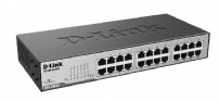 Switch 24p 10/100 Mbps Dlink - DES-1024D