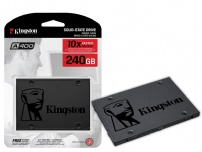 Ssd Sata Iii 240gb 2.5'' Sa400 - Kingston - SA400S37/240GB