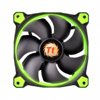 Cooler Fan P/ Gabinete 12cm Riing Led Verde - Thermaltake - CL-F038PL12GR-A