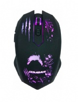 Mouse Gamer Dazz Cougar Attack 2400 Dpi - 624671