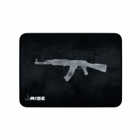 Mousepad Gamer Rise Ak47 Costurado - Medio - RG-MP-04-AK