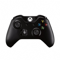 Controle P/ Xbox One Wireless Preto - Microsoft - 6CL-00002