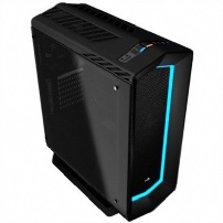 Gabinete Aerocool Gamer Mid Tower Project 7 C/ Vidro Temp. - 62364 / EN58355