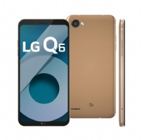 Celular Lg Q6 32gb Lgm700 Rose Gold - LGM700TV.ABRAKG