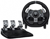 Volante Gamer Logitech G920 Driving Force Para / Xbox One/pc - G920