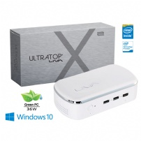 Ultratop Liva X2 Dual Core N3060 2gb/32gb/hdmi/win10 - Intel - ULN3060232W