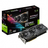 Placa De Video 11gb Gddr5x 352bits Gtx1080ti Strix - Asus - GTX1080TI-O11G