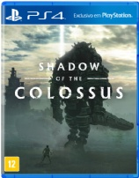 Jogo Shadow Of Colossus - Ps4 - 32174