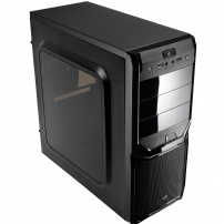 Gabinete V3x Window Black Edition - Aerocool - 63239 / V3X
