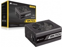 Fonte Atx 750w 80 Plus Gold Full-modular Rm750x - Corsair - CP-9020092-WW