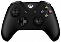 Controle P/ Xbox One Wireless Preto - Microsoft - 6CL-00005