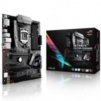 Placa Mãe Asus 1151 Strix Z270h Gaming Ddr4 Usb3.1 Cfx Sli - STRIX Z270H