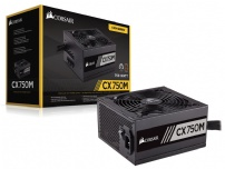 Fonte Atx 750w 80 Plus Bronze Semi-modular Cx750m - Corsair - CP-9020061-WW