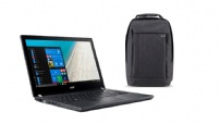 Notebook Acer Travelmate Core I3 4gb 1tb 14'' Windows 10 Pro - Tmp449-g2-m-317q Com Leitor Biometrico - COMBO ACER I3