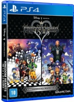 Jogo Kingdom Hearts Hd 1.5 + 2.5 Remix - Ps4 - 32634